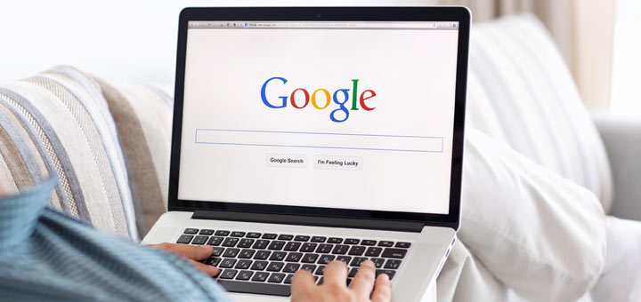 laptop google